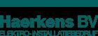 Haerkens BV | Elektro-installatiebedrijf Logo